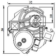 ravne-tende-neptun-mehanizem