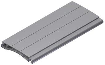 PVC-lamela